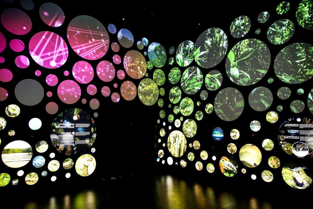Museudoamanhã Bernard Miranda Lessa 12_Earth_inside Life Cube