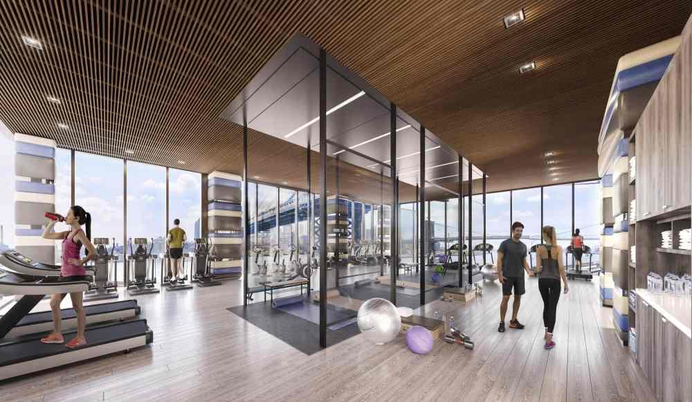 009 One-Manhattan-Square-Cardio-Room