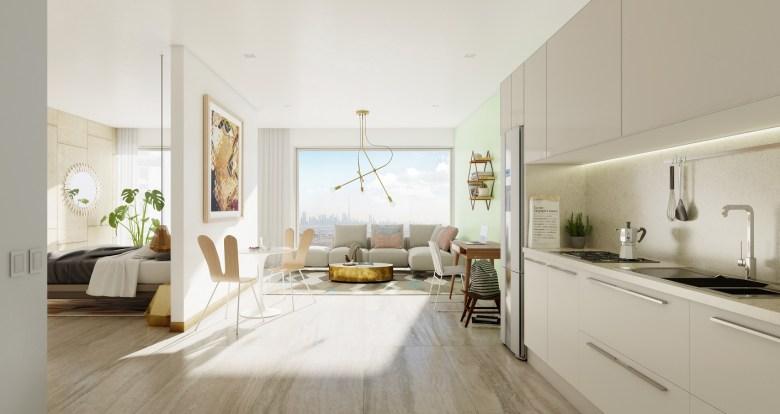 008 RUYA_Aston_T2_Studio-Apartment-Living_003-1