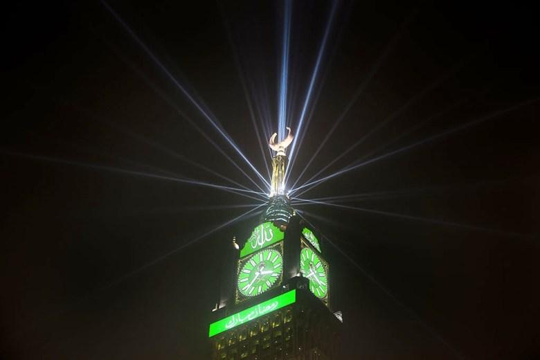 007 makkah-royal-clock-night