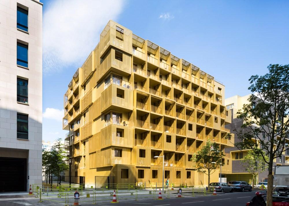 011 Golden Cube