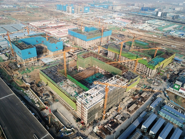 thyssenkrupp_Elevator_at_Beijing_Daxing_Airplane_Operating_Control_Centre