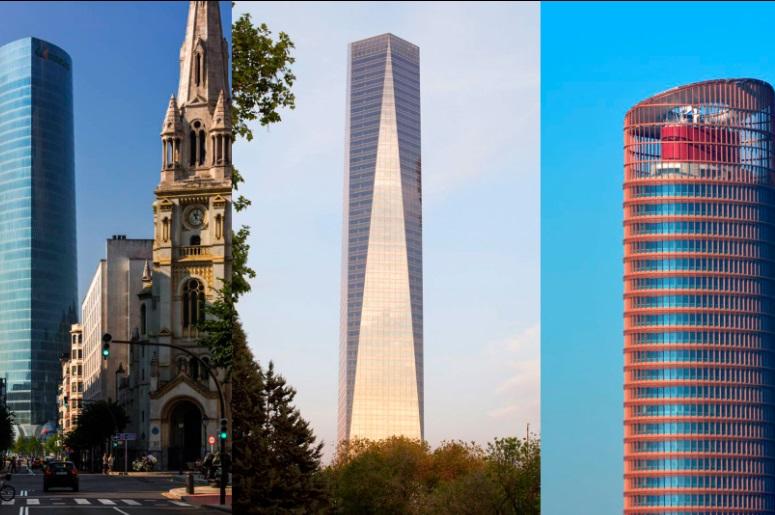 Torre Iberdrola, Bilbao, Spain, Pelli Clarke Pelli Architects