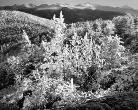 The Range from Cascade — Adirondack Mountains, NY © jj raia