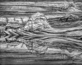 Sandstone Reflections — Vermillion Cliffs NM, AZ © jj raia