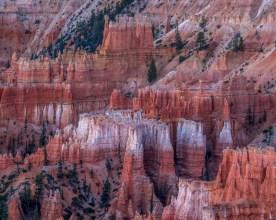 Canyon Detail - Bryce Canyon NP, UT © jj raia
