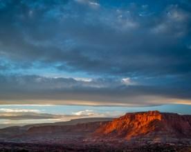 Late Afternoon Light - Capitol Reef NP, UT © jj raia
