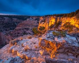 Sunset at Cape Royal - Grand Canyon NP, AZ © jj raia