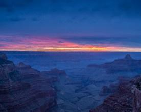 Dawn - Cape Royal — Grand Canyon National Park, AZ © jj raia