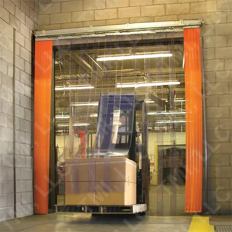 pvc strip door curtain manufacturer