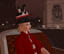 [TMH] Running for the Roses Top Hat TCHH