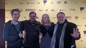 Douglas Stahl, Nikolai Will, Alexandra Schiller, Klaus Thiel-Klenner, Foto-Laura Stahl
