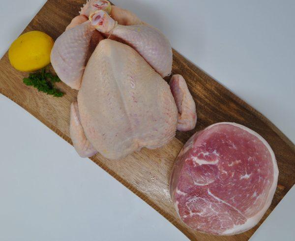 Chicken & Ham