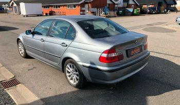 BMW 316i 1,8 Lifestyle full