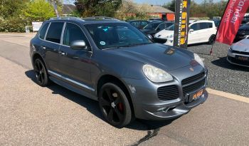Porsche Cayenne Turbo full