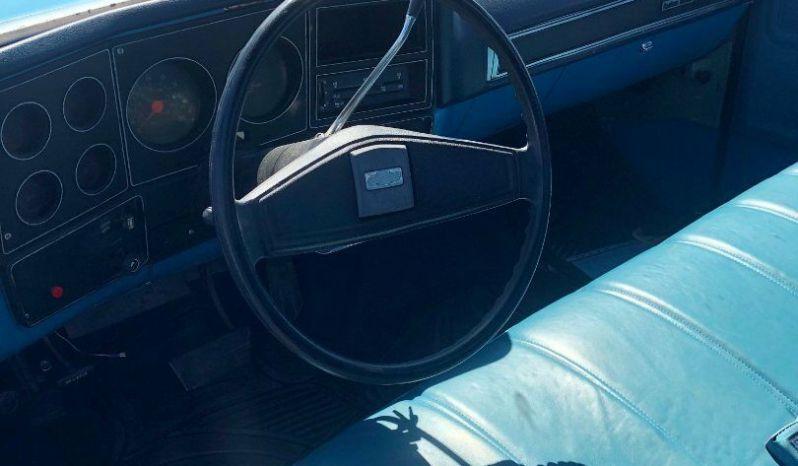 Chevrolet C10 5,7 V8 Stepside full
