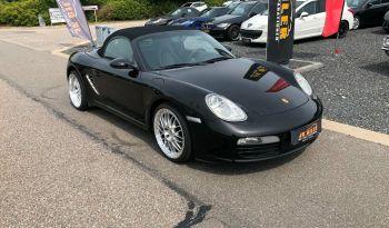 Porsche Boxster 2,7 2d full