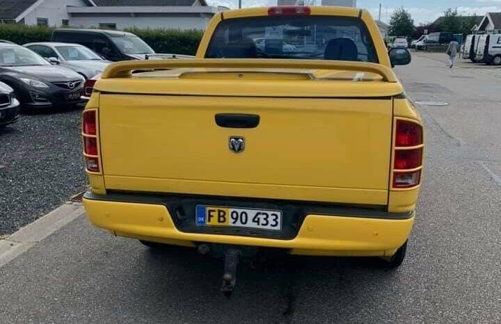 Dodge RAM 1500 5,7 V8 Hemi full