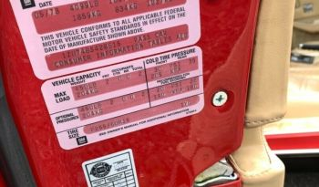 Chevrolet Corvette 5,7 V8 Limited Edition full