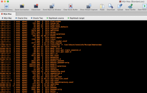 ZOC Terminal emulator