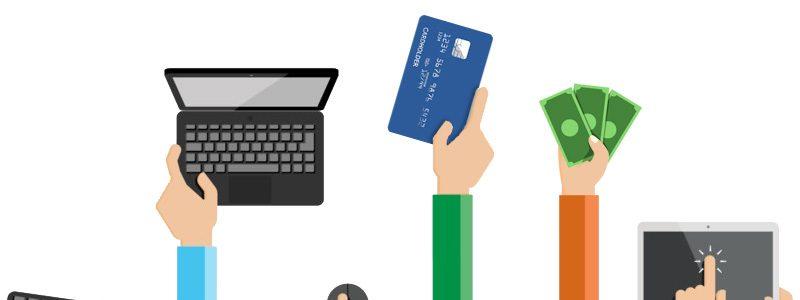 刷卡換現金 傳統金融與科技的融合