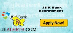 jkbank recruitment 2021