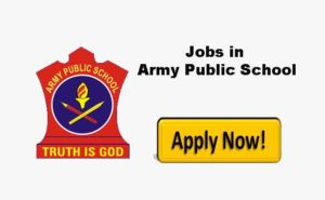 Army school JObs