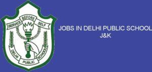 Delhi Public School DPS SMVDU Katra Jobs Recruitment for Teaching and Non Teaching posts. DPS Katra invites application for various posts.