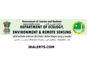 Programme Officer jobs, Data Entry Operator jobs, Jobs in JKENVIS, Jobs in JKDEARS,  J&K Department of Ecology Environment & Remote Sensing Jobs, Jobs in J&K Department of Ecology Environment & Remote Sensing Jobs, Programme Officer jobs in J&K Department of Ecology Environment & Remote Sensing, DEO Jobs in J&K Department of Ecology Environment & Remote Sensing Jobs.