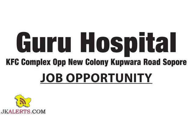 Jobs in Guru Hospital