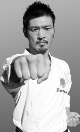 Shimizu Ryosuke Sensei