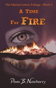 A Time for Fire bookcover