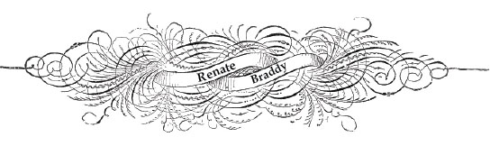 Introduction of Renate Braddy