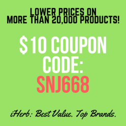 iHerb discount coupon