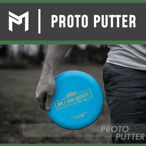 Discraft Paul McBeth Proto Putter