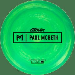 Discraft Paul McBeth Proto Mid-Range Green