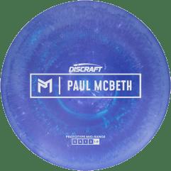 Discraft Paul McBeth Proto Mid-Range Purple