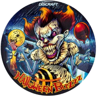 Discraft Buzzz 2019 Halloween Glo Mini SuperColor