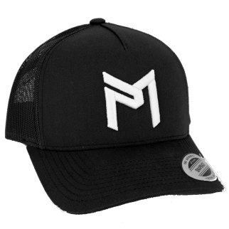 Discraft Paul McBeth Trucker Hat Black