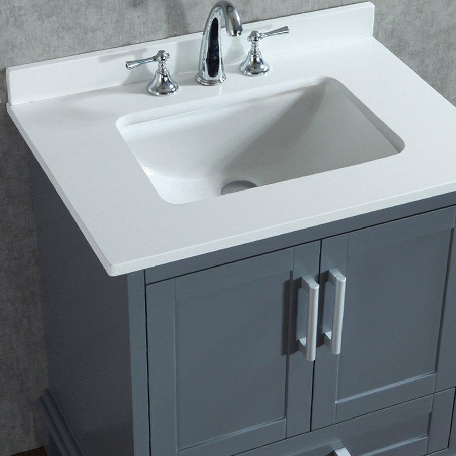 Ariel Bath 30 Seacliff Nantucket Single Sink Vanity