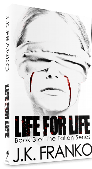 Life for Life Book Mockup