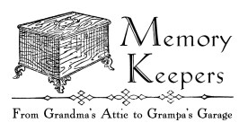 Memory Keepers - Logo