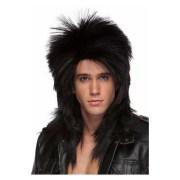 glam rock hairstyles long hair