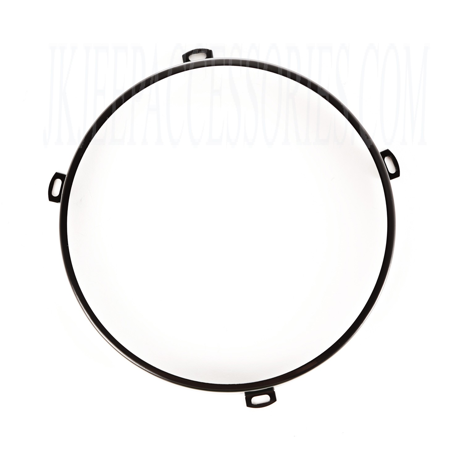 Headlight Retaining Ring; 07-16 Wrangler JK/JKU