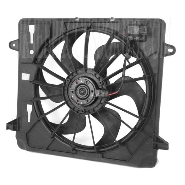 Jeep Wrangler Fan Diagram