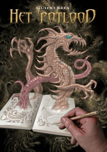 Het potlood Boek omslag