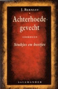 Achterhoedegevecht Boek omslag