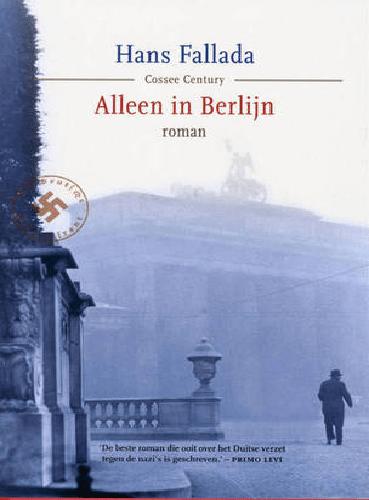 Alleen in Berlijn Boek omslag