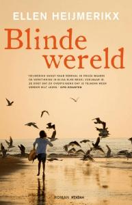 Blinde wereld Boek omslag