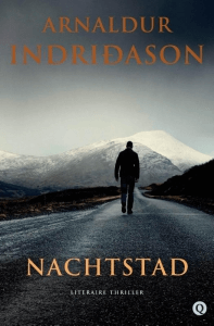 Nachtstad Boek omslag